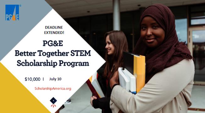 太平洋瓦電和企業集團基金會即日起開放Better Together STEM獎學金申請,總額達25萬元,協助學習科學、技術、工程或數學的學生。(取自太平洋瓦電推特)