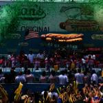 國慶日熱狗大賽室內秘密舉行 ESPN轉播
