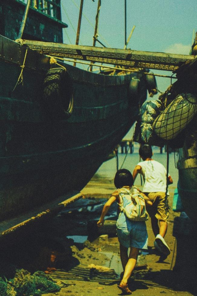 「隱秘的角落」在廣東湛江取景拍攝,南方小城的濱海風格與懸疑故事頗為契合。<br />(取材自豆瓣電影)