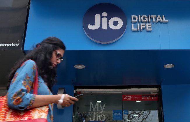 印度Jio再获美科技大咖入股 英特尔出资2.55亿美元