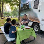 疫情下安心遊 華裔家庭露營車旅行 8天2000元有找