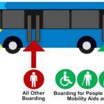 蒙郡公車服務擴大 乘客須戴口罩