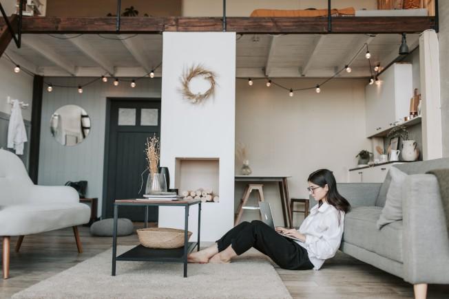 疫情過後,在家工作或成為新常態。(Pexels)
