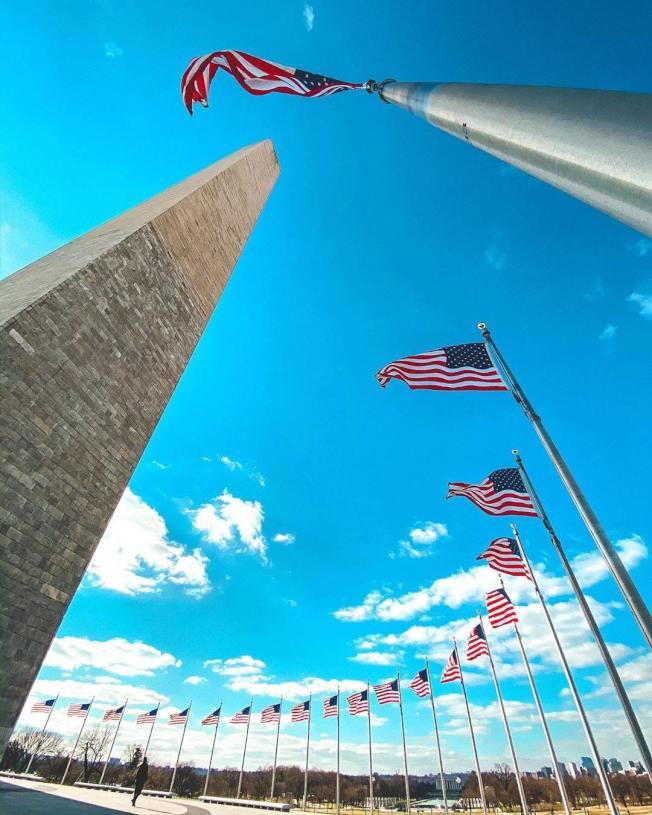 業界看好華府旅遊市場潛力,圖為華盛頓紀念碑。(取自華府觀光局)