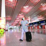 低風險區免證明 首都機場開放離京 機票搜索漲五倍
