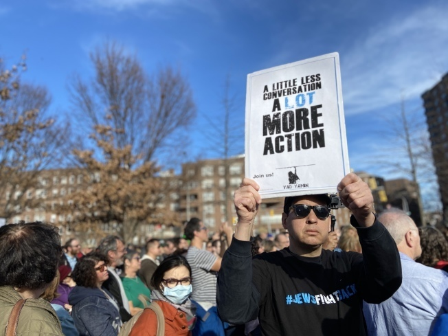 保釋改革法案今年實施以來,導致犯罪率激增,越來越多的紐約人曾表達不支持該法案。(本報檔案照)