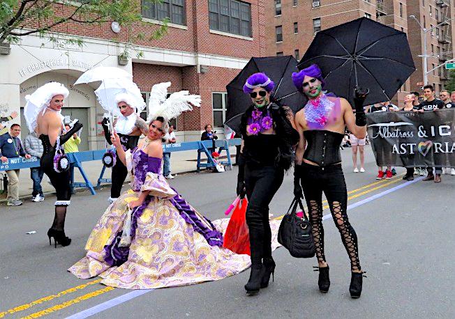 雖說當代社會對LGBT群體態度越來越寬容,但是難免也有民眾無法從心底裡接受他們。(本報檔案照)