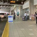 奥兰多国际机场 新设口罩、洗手液贩卖机