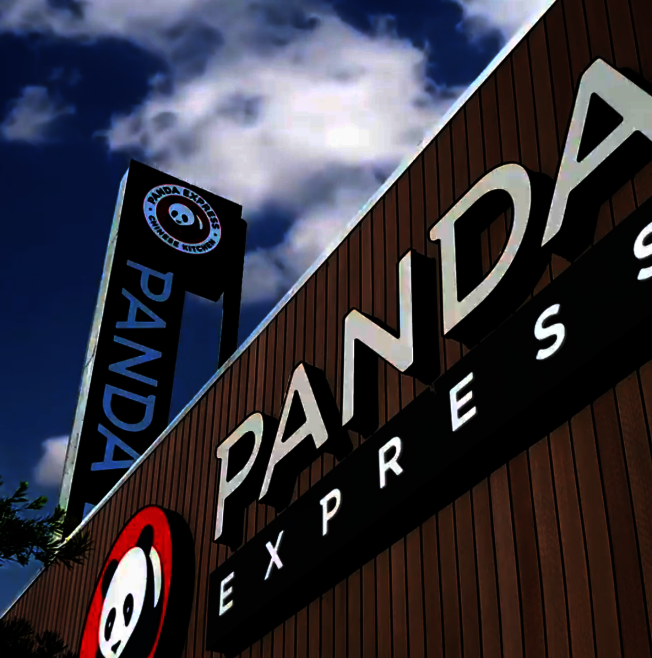 熊貓快餐爆不尊重亞裔顧客事件。(Panda Express instagram)