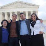 DACA受益者馮巧嬋:美國就是我的家