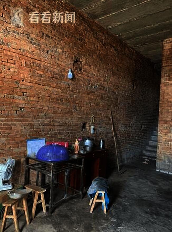 周風家是建檔立卡的貧困戶,一家4口全吃低保。(取材自看看新聞)
