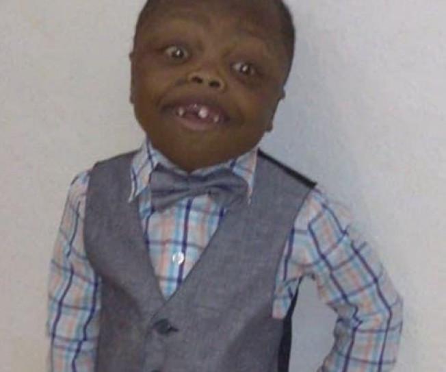 死於新冠病毒的10歲幼童Daequan Wimberly。(取自GoFoundMe網站)