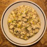 開胃下飯 鹹蛋菜2道