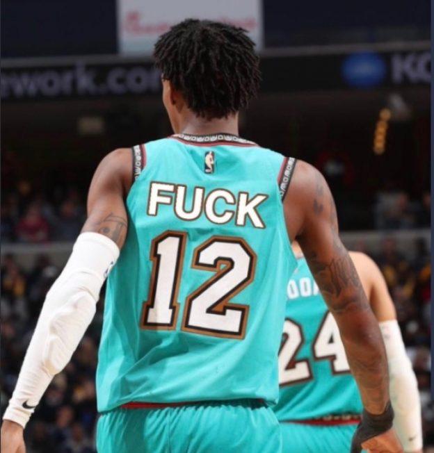 避免不雅字眼…球衣印標語 NBA給29選項