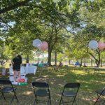 可樂娜公園戶外燒烤客減半 多未戴口罩