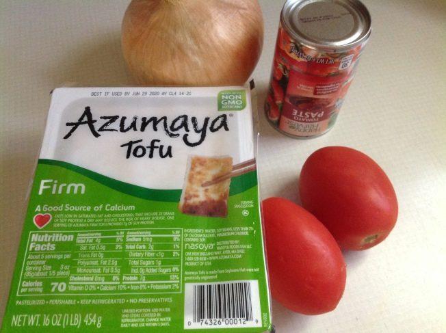 料理功夫|浓郁茄汁豆腐