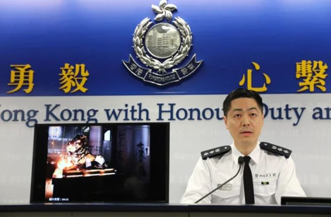 港警已逮捕涉嫌詐騙的一名嫌犯。(中新社資料照片)