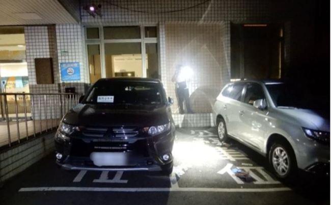 新北市衛生局一名30歲女性約聘員工墜樓。(記者王長鼎/翻攝)