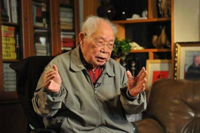 """""""让子弹飞""""原著作者 106岁马识途宣布封笔"""