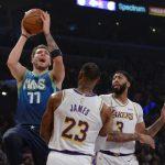 NBA熱身賽程出爐 詹姆斯對決唐西奇