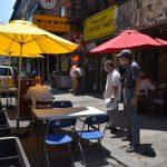 戶外堂食吸客 華埠商改區助設 逾30餐館申請