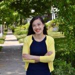 「法拉盛女兒」黃敏儀 宣布參選市議員