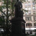 曾簽下「排華法案」 網路連署籲拆阿瑟雕像