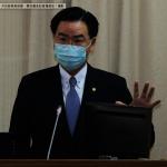 吳釗燮接受播客節目專訪 稱台防疫成功 樂意回饋國際