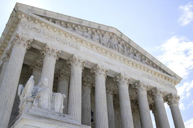最高法院6日表決通過,選舉人投票選舉總統時,必須完全遵守州民投票結果,不能憑個人意願投票。(美聯社)