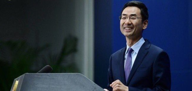 耿爽任中国常驻联合国副代表 今正式履职