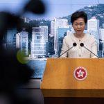 林鄭月娥:港區國安法相當溫和 未看到社會大量恐懼