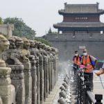 新發地爆發新冠疫情26天後 北京終於單日零確診