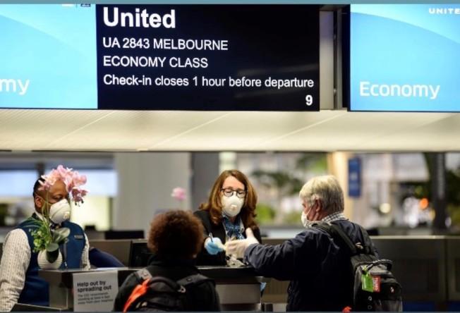 疫情衝擊,聯合航空將大裁員。(UA臉書)