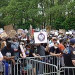 紐約市6月示威2087起 逮捕非裔被控重罪比例最高