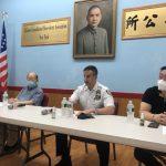 紐約疫後警民會 張保羅:犯罪率下降多謝轄區民眾挺警