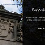 反留學生新規 哈佛、MIT提告ICE 普林斯頓大學也將跟進