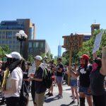 報告:6月示威逾2000起拘捕 非裔控重罪最多