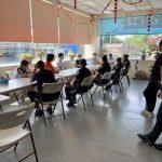 加強警民互信 61分局訪羊頭灣華社 洗衣業者陳情求協助