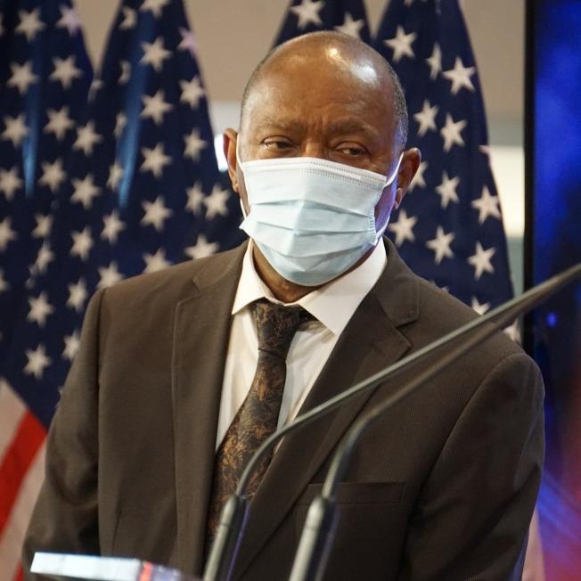 休士頓市長特納(Sylvester Turner)8日宣布,下令取消即將在休士頓舉行的共和黨代表大會。(特納臉書)
