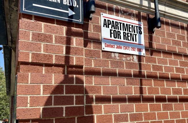 紐約市租房市場遭遇危機,房東、房客均承受前所未有的壓力。(記者朱蕾/攝影)