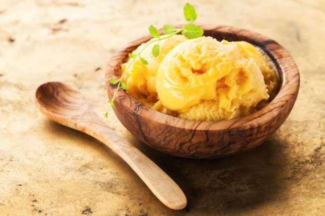 冰淇淋是夏天裡不可不嘗的美味,抵抗熱浪之外,也為生活增添幸福感與歡樂。(Getty Images)