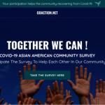 「亞裔受新冠疫情影響民调」 市議員顧雅明籲亞裔參與