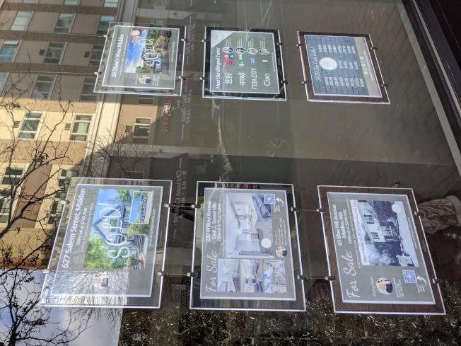 最新報告指,全美50個最大的都市圈中,波士頓地區房市復甦程度排名第二。(記者劉晨懿之╱攝影)