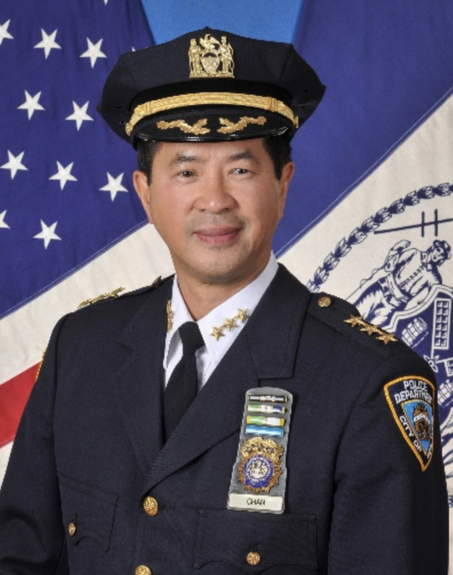 市警三星警司陳文業8月將榮休。(本報檔案照)