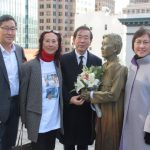 首尔市长身亡 年初曾访金山慰安妇雕像