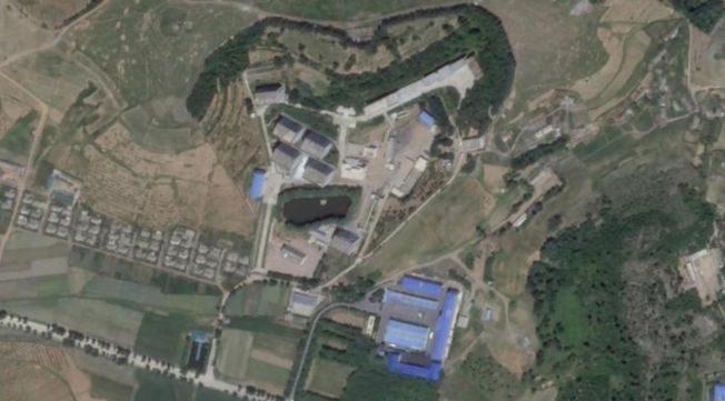 CNN曝光衛星影像 「北韓秘密造核彈頭」