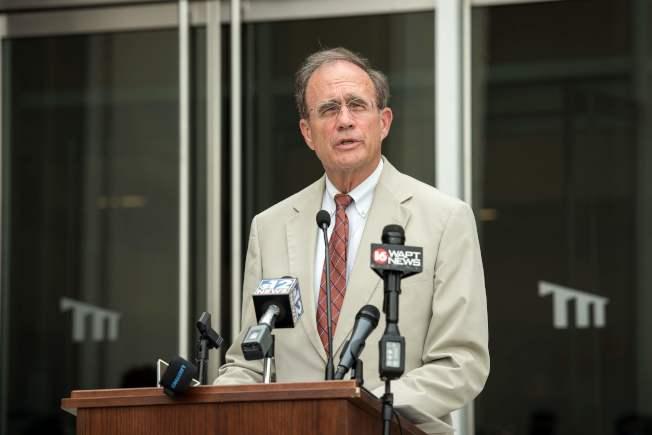 密西西比州共和黨籍副州長霍斯曼(Delbert Hosemann)新冠檢測呈陽性。(Getty Images)