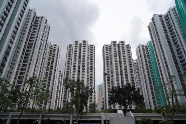 李嘉誠將在英國打造有如香港「太古城」(圖)的大型房地產項目。(中通社資料照片)