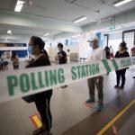 新加坡國會大選執政黨大勝 李顯龍:沒預期中理想