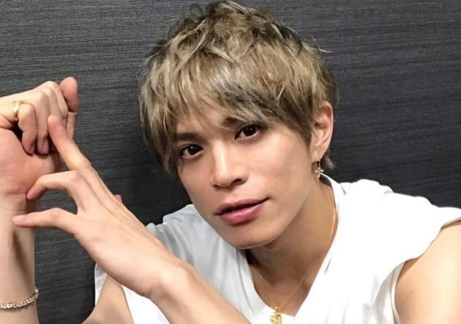日本男星山本裕典傳出確診新冠肺炎。(取材自Instagram)